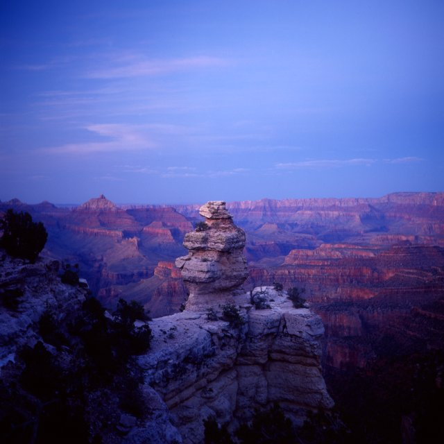 Grand Canyon After Sunset